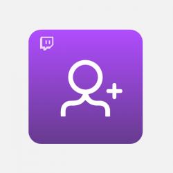 Seguidores Twitch