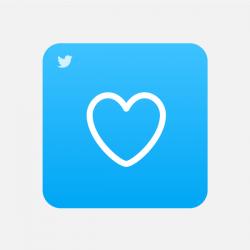 Likes Twitter