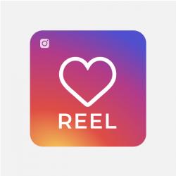 Gostos Instagram Reel
