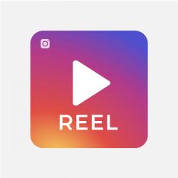 Visualizações Instagram Reel