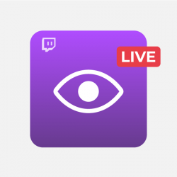 Twitch Live Stream Viewers
