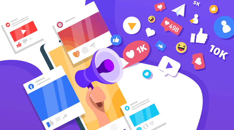Boost your Popularity on Social Media